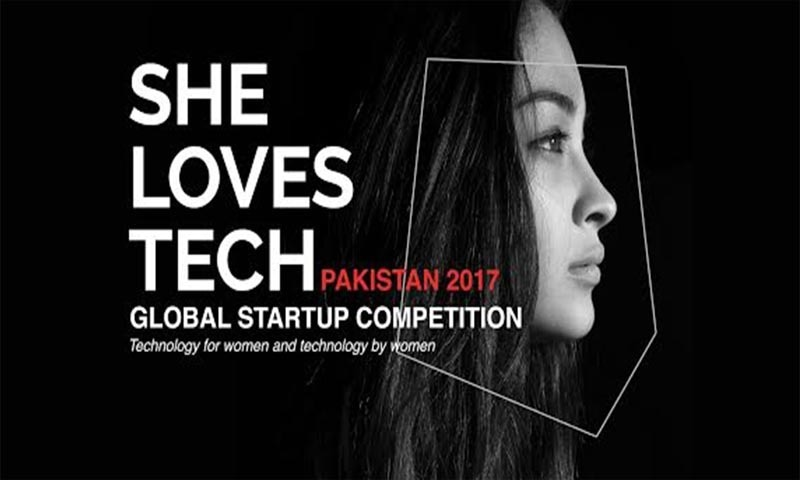 Women who love tech