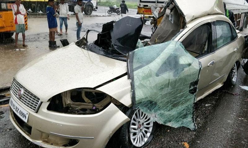 روڈ حادثے میں 2 بھارتی اداکار اسپاٹ بوائے سمیت ہلاک