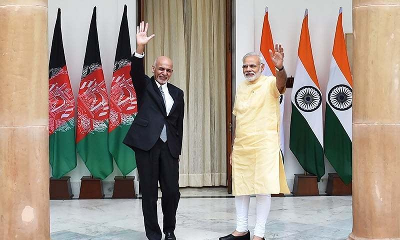 Would India and Afghanistan have had a close relationship had Pakistan not been founded?