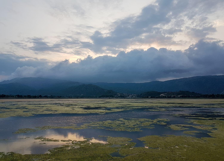 Uchali Lake.