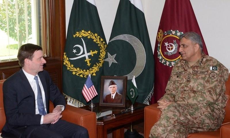 Pakistan wants the US's trust, not its financial assistance: COAS