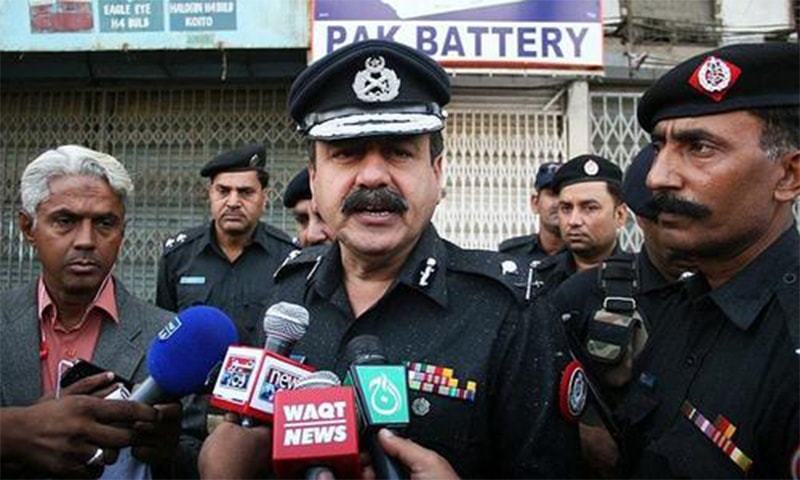 Mushtaq Mahar returns as AIG Karachi less than 2 months after Ghulam Qadir Thebo's appointment
