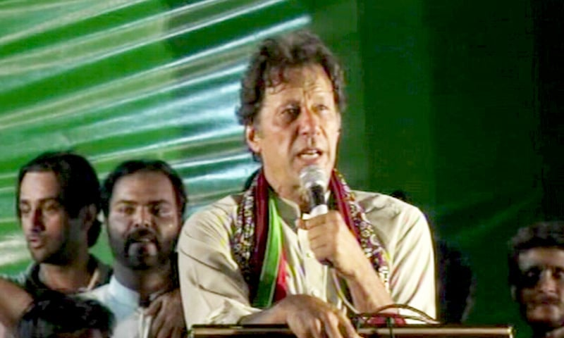 'Help me take down Sindh's pharaoh': After Nawaz, Imran Khan sets sights on Zardari