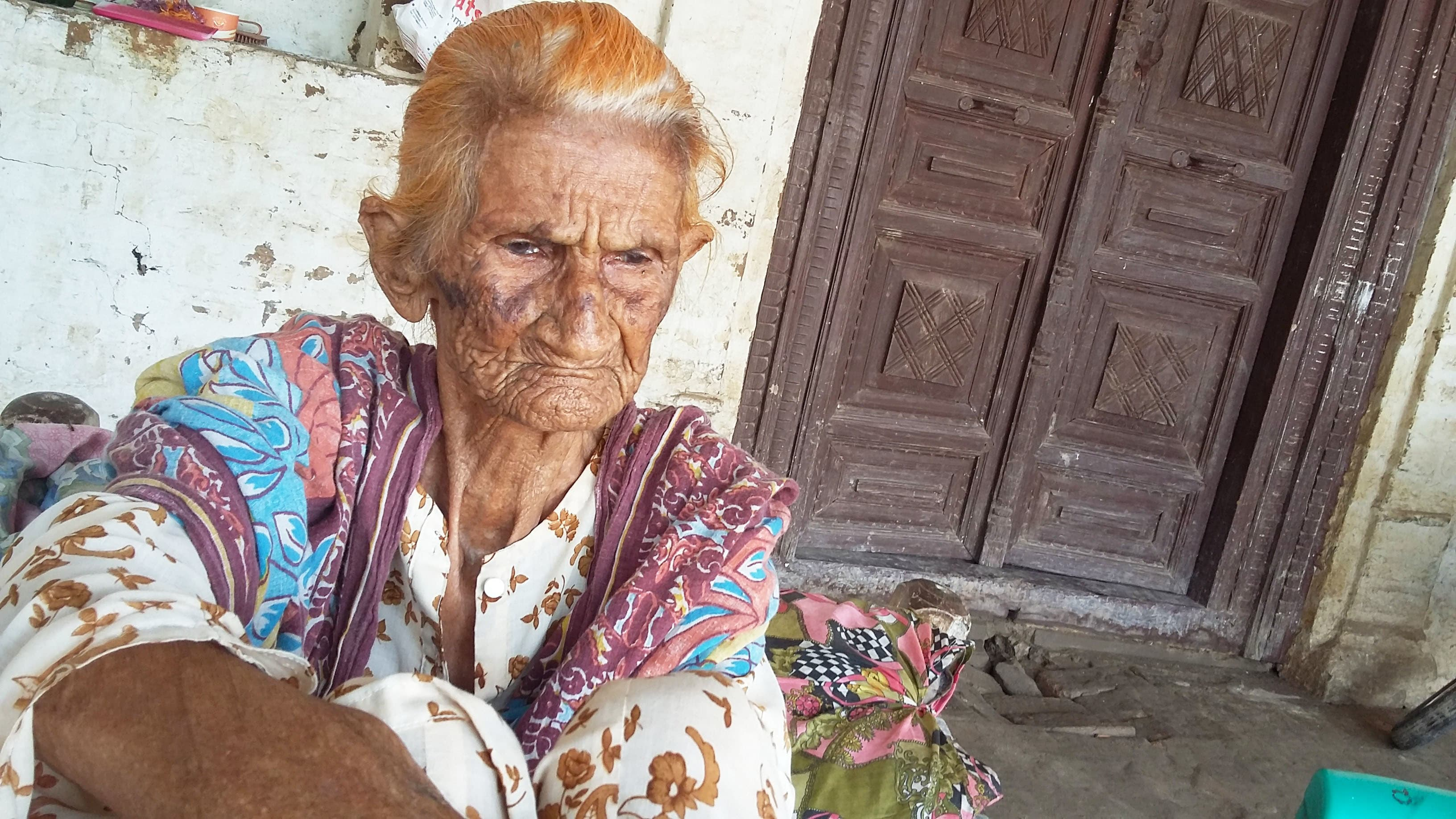 At 94, Khursheed Begum of Dhakku offers stories of the peaceful and respectful relations between Muslims and non-Muslims residents of the village.