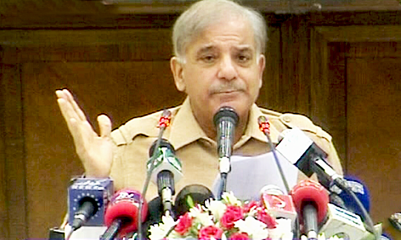 Shahbaz rejects corruption allegations, warns they will have 'serious consequences'