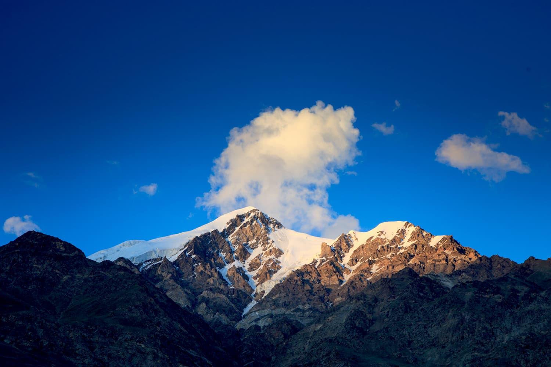 Khusar Gang Peak, Shigar Valley.