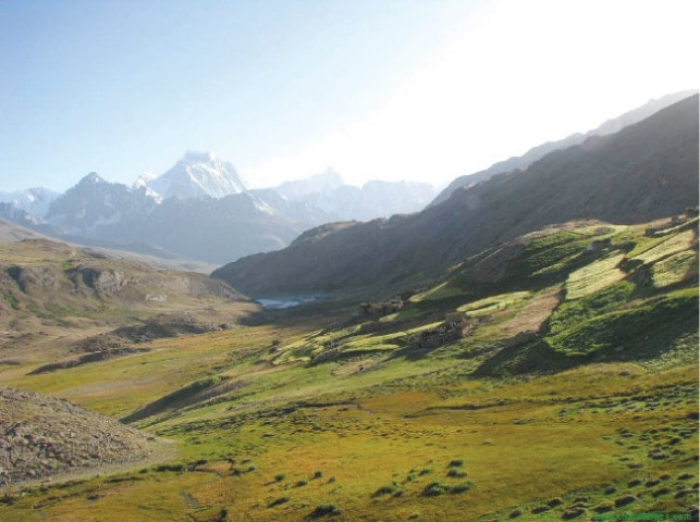 The lush green Baroghil National Park. ? Dawn