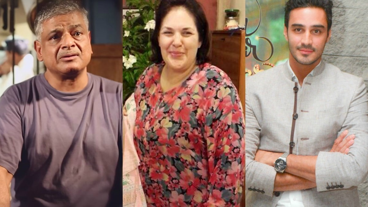 Restauranteurs Ayaz Khan, Nilofer Saeed and Sikander Rizvi agree: children are welcome, but need to be monitored by their parents