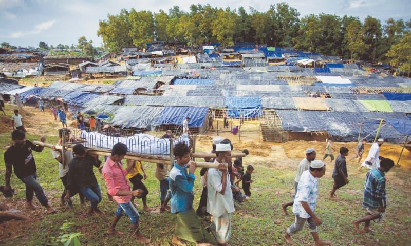 Rohingya Muslims among 1,000 killed in Myanmar: UN rapporteur