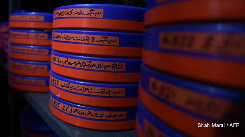 Some 7,000 precious films were saved from the Taliban by employees at Afghan Film in the mid-1990s. Two decades later those reels, which include long-lost movies and historic documentary footage are being made available to watch again.