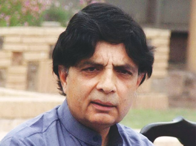 CHAUDHRY Nisar Ali Khan says the military had no role in the disqualification of ousted prime minister Nawaz Sharif.