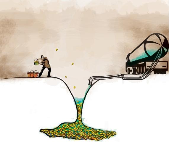 Illustration by Reema Siddiqui