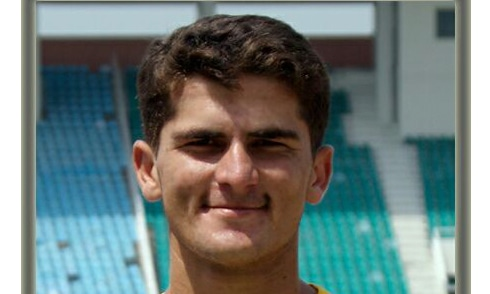 Shaheen Shah Afridi, 17, has played three under-19 T20 matches.─DawnNews