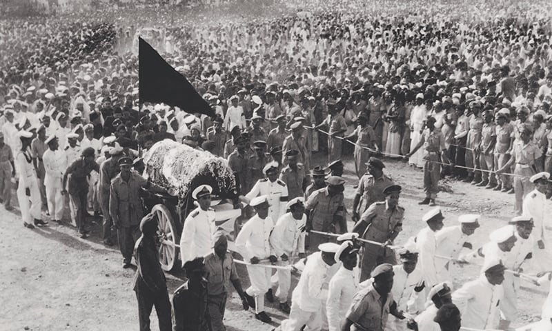 From Dawn's Archives: The Father of the Nation laid to rest