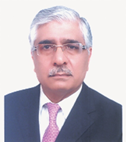 Chief Census Commissioner Asif Bajwa