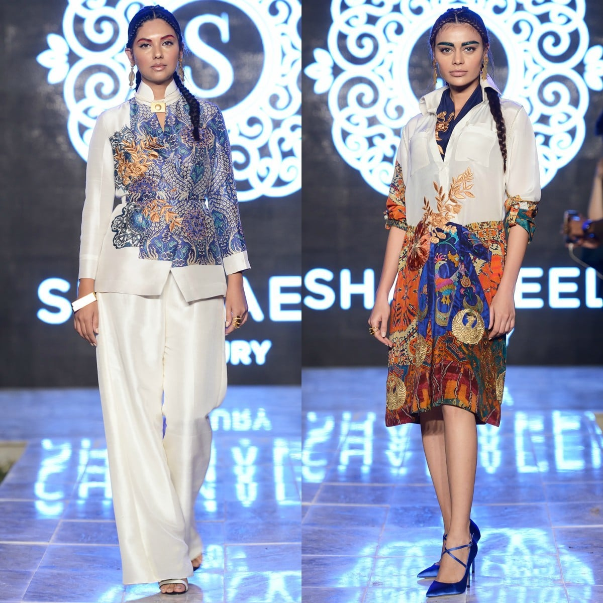 Shamaeel's latest collection features Turkish motifs