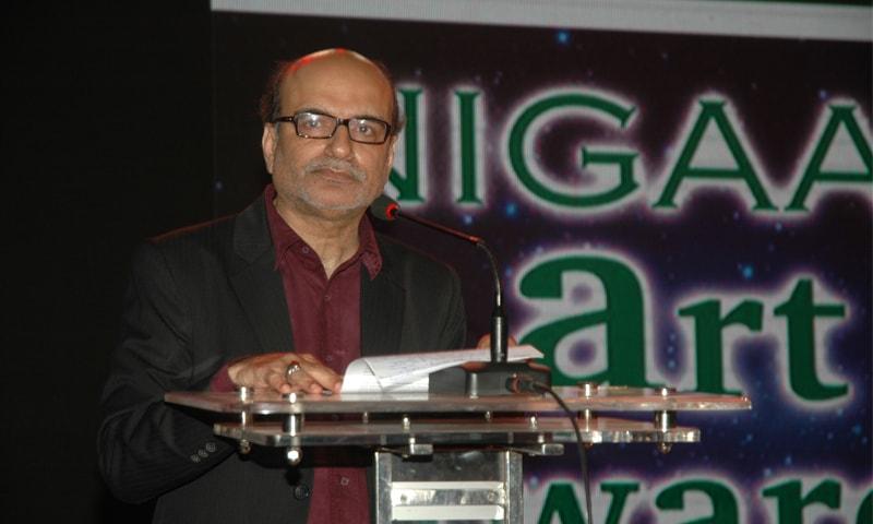 Tauqeer Muhajir, Editor and Publisher, Nigaah magazine.