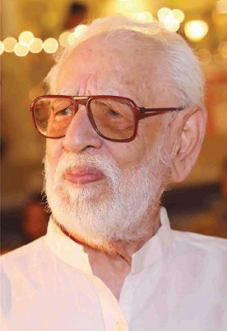 Prof Dr Khaleeq Ahmed Siddiqui — Writer, critic and educationist