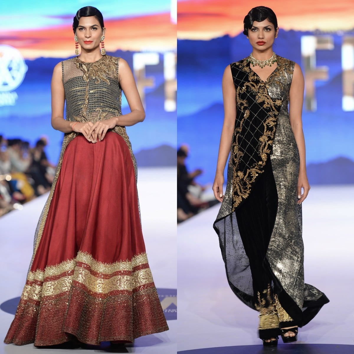 Better fitting and finer workmanship will elevate Aamna Aqeel's designs