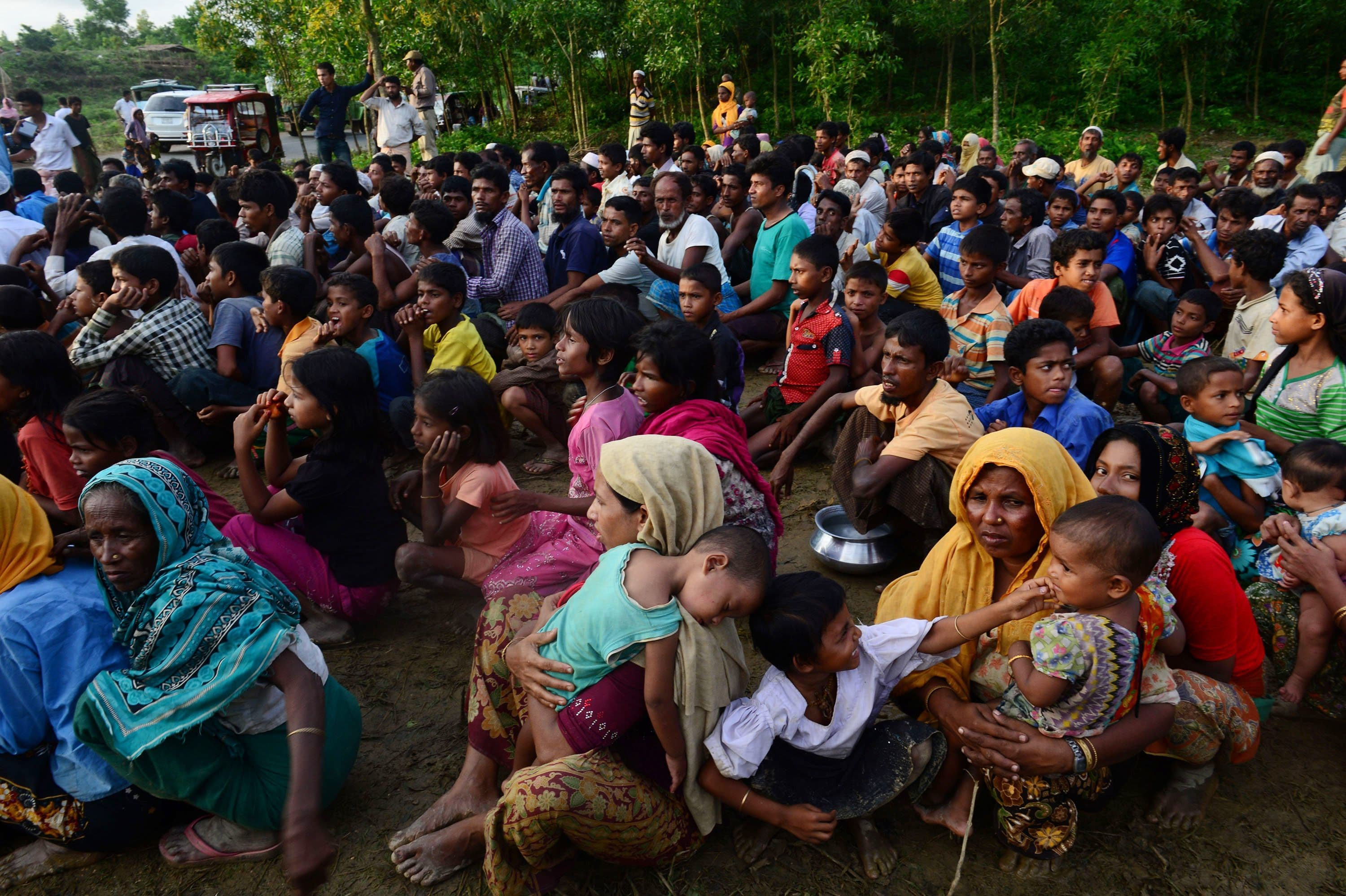 Rohingya exodus from Myanmar rises by 9,000 in 24 hours: UN