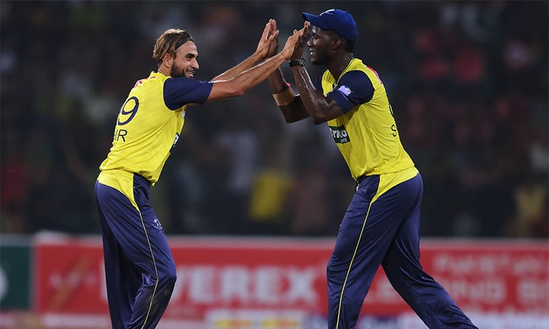 'Glad that cricket has returned to Pakistan,' says Hassan Ali