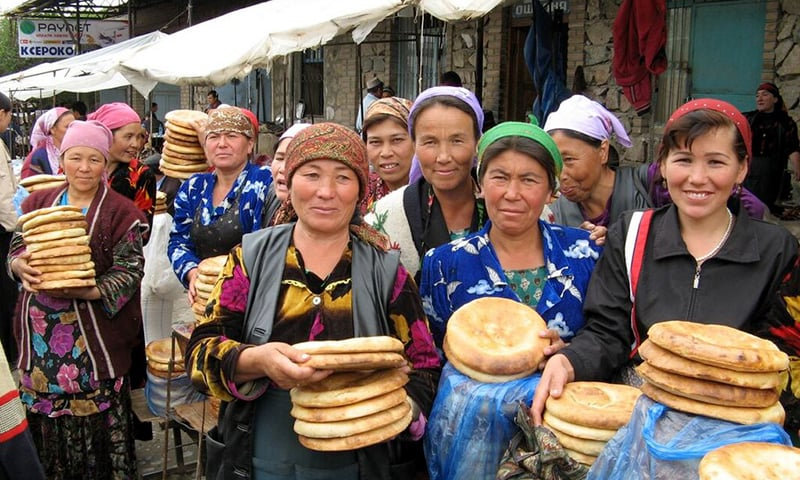 The discovery of hidden marvels awaits you in the bazaars of Uzbekistan
