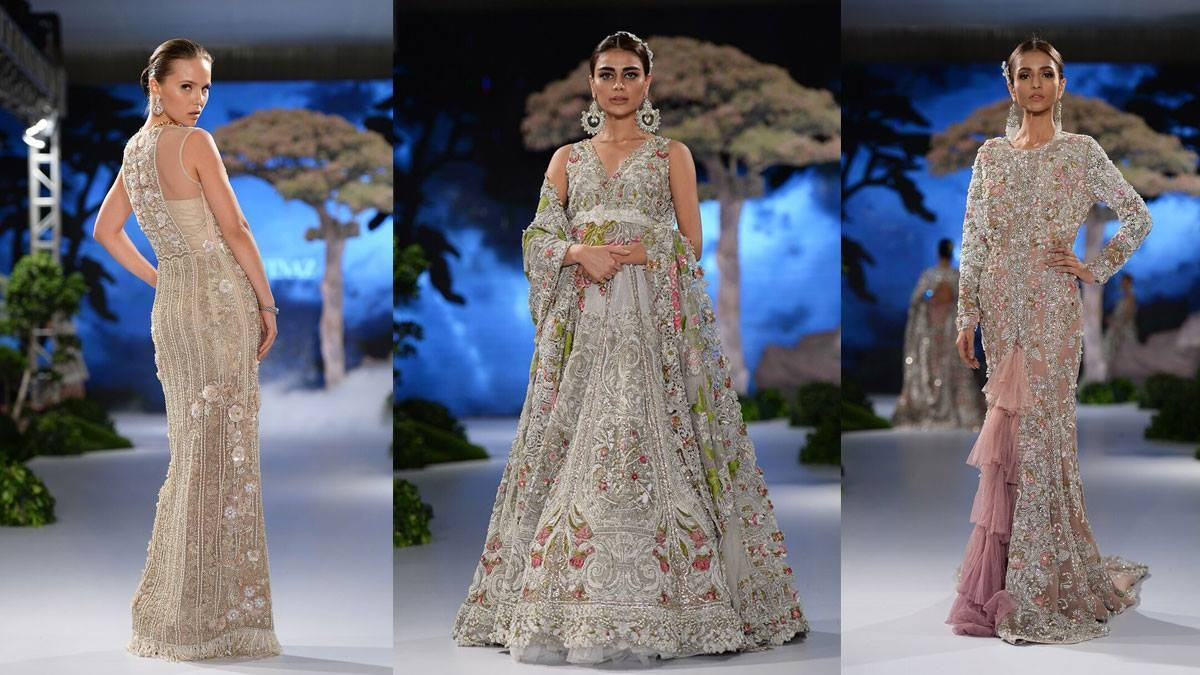 Sana Safinaz debuted their Roses and Rue line at the recently held FPW in Karachi but there's more to that collection that we haven't seen
