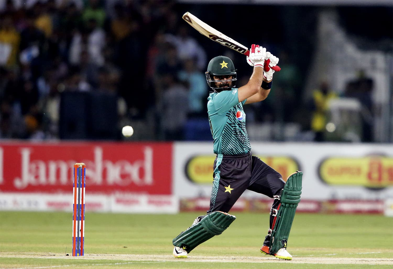 Can Ahmed Shehzad find form at the right time? —AP