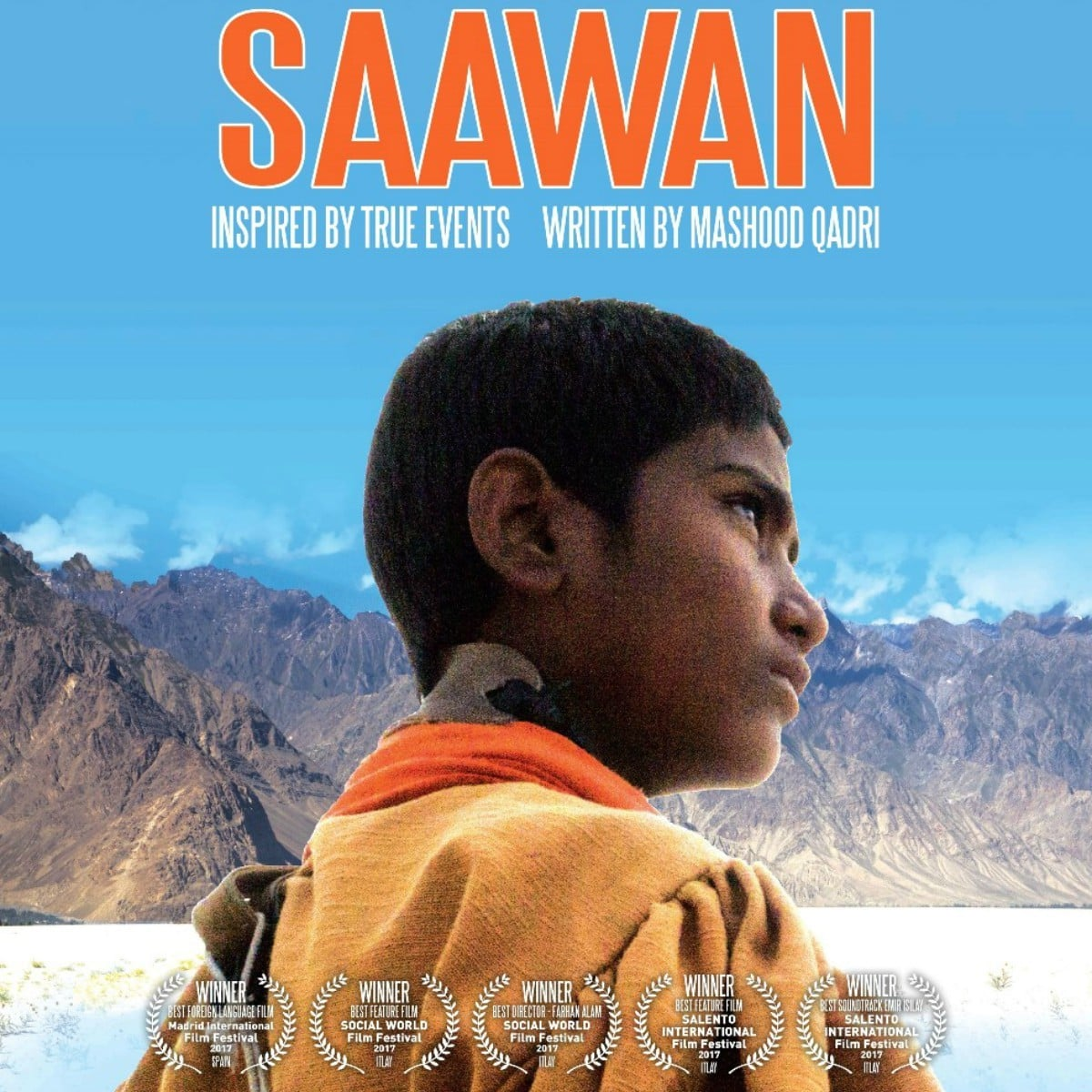 Saawan (2016) Urdu Movie 480p HDRip ESubs 350MB