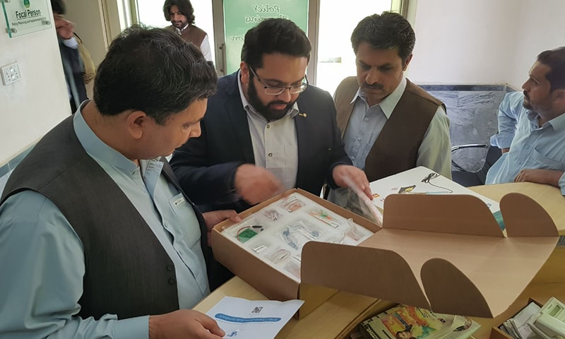 Balochistan officials urged to adopt robotics education on wide scale in province