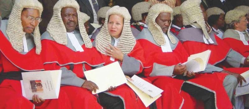 Hasil gambar untuk Why African judges still wearing wigs