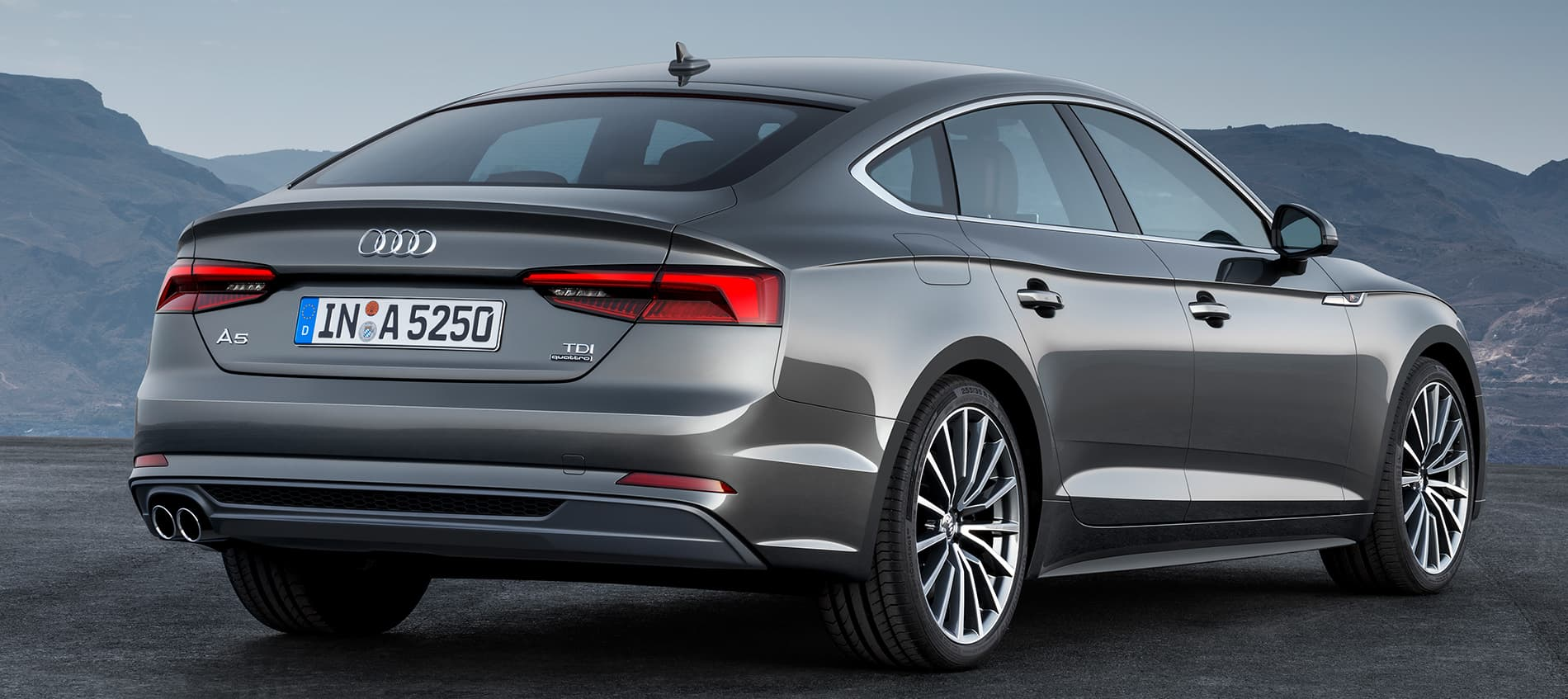 Is The New Audi A5 Worth Rs 7 25 Million Pricetag