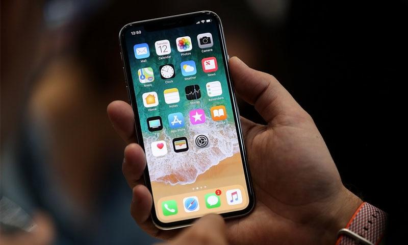 آئی فون ایکس کی اسکرین کا سائز بڑا ہے یا چھوٹا؟
