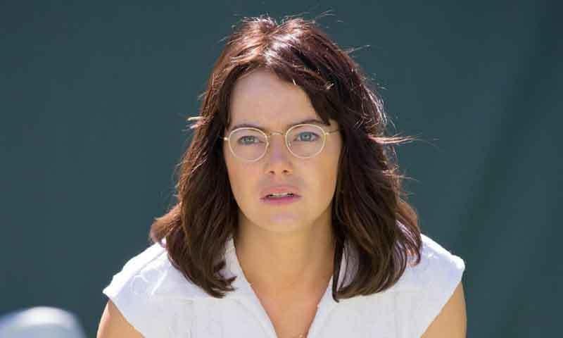 ایما اسٹون نے کردار کے لیے وزن بڑھا لیا