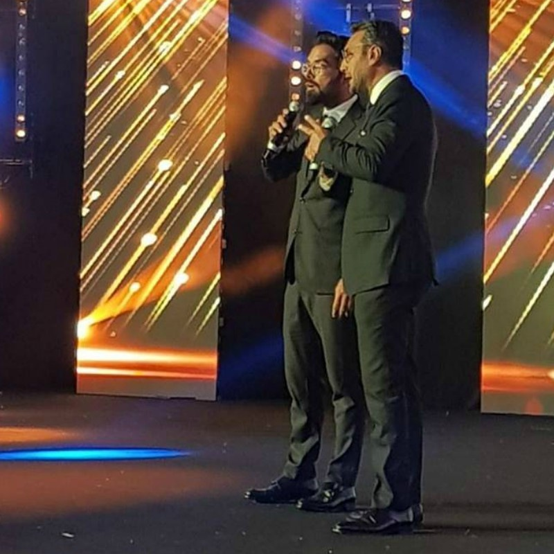 Adnan Siddiqui and Yasir Hussain hosted the first IPPA awards