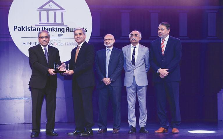 بینک الفلاح کیلئے 2017 کا بہترین بینک ایوارڈ