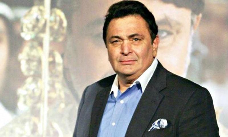 رشی کپور ایک بار ٹوئٹر پیغام پر تنقید کی زد میں