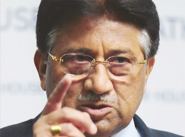 IN a nearly 12-minute video statement posted on social media, former president retired Gen Pervez Musharraf says he broke his silence after PPP leader Asif Ali Zardari blamed him for the first time directly for Benazir Bhutto's murder.