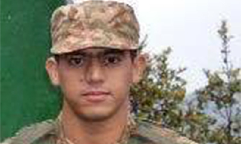 22-year-old lieutenant martyred in attack on Rajgal valley border: ISPR