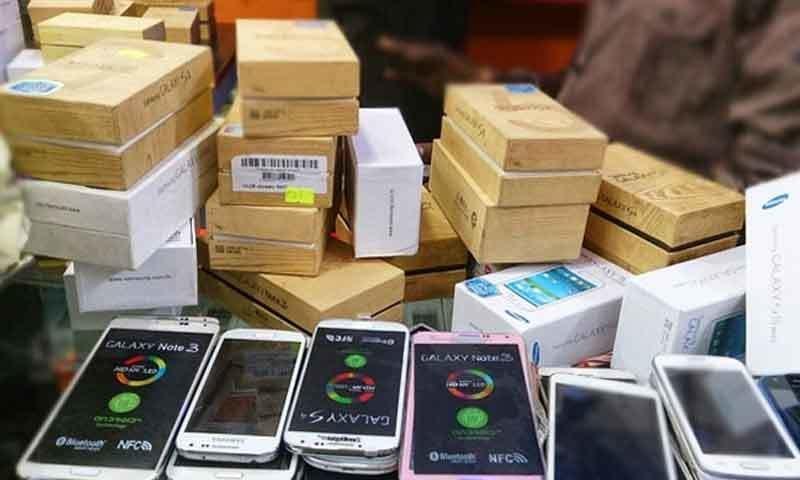 ملک میں موبائل درآمدات میں 40 فیصد اضافہ