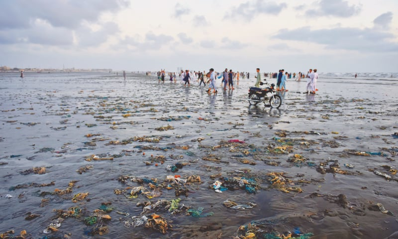 Study on pollution affecting Karachi coast launched