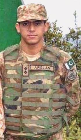 Lt Arslan Alam