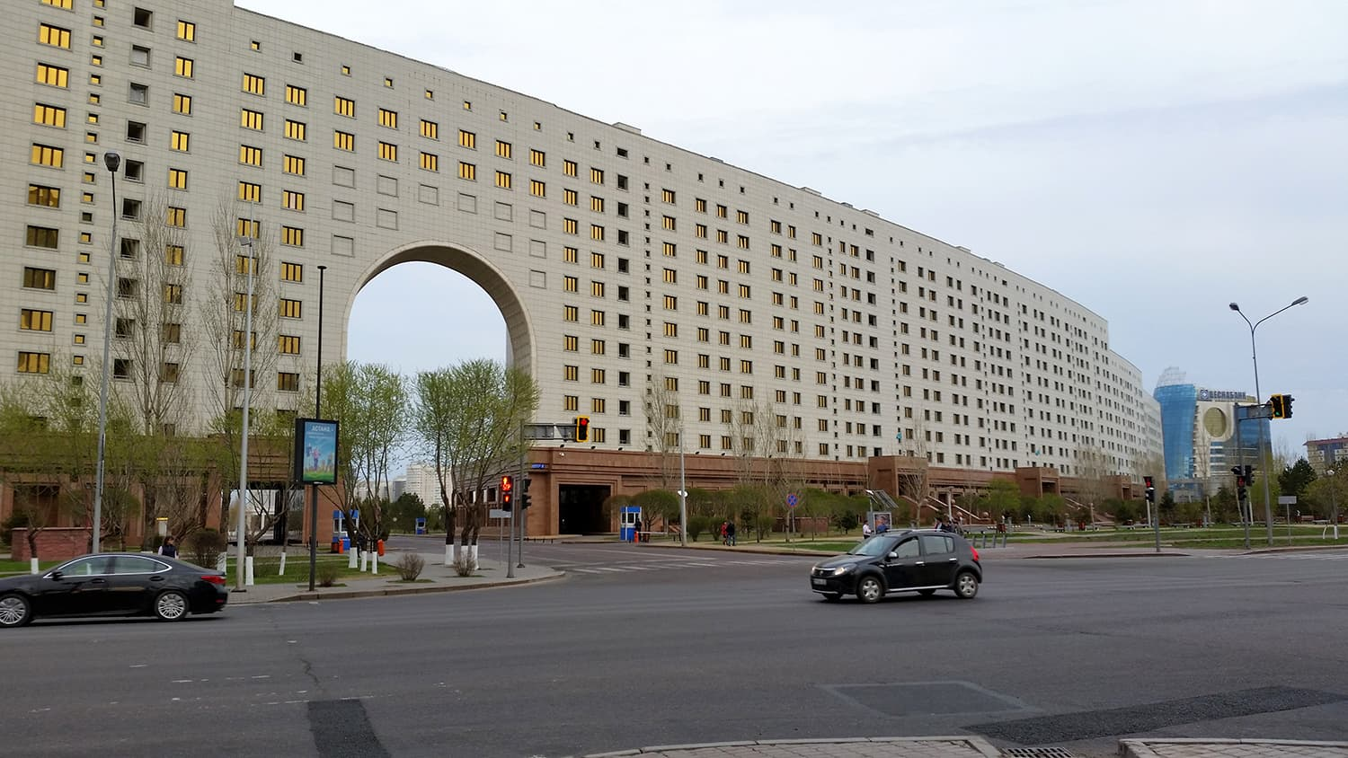 Astana Government Offices, Kazakhstan.