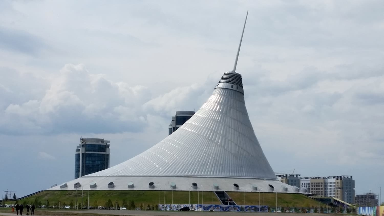 Astana Khan Shatyr - Lifestyle Centre, Kazakhstan.
