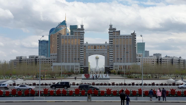 I love Astana, Kazakhstan.