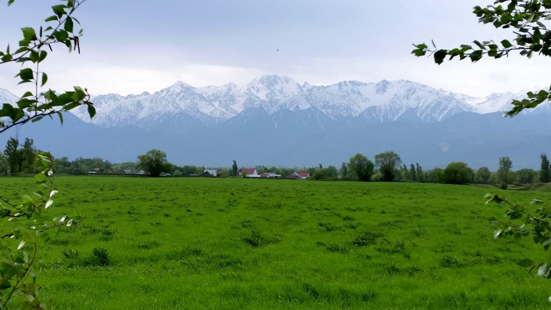 Almaty to Charyn Canyon, Kazakhstan.