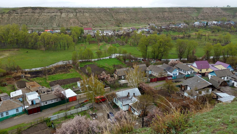 A Kyrgyz village near Karakol.