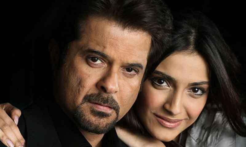 سونم اور انیل کپور فلم میں بھی باپ بیٹی بنیں گے؟