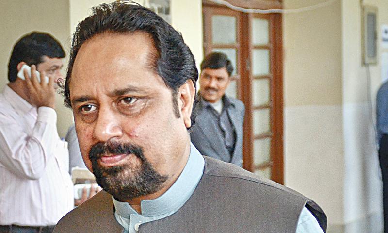 Mian Muhammad Ateeq Shaikh.— File