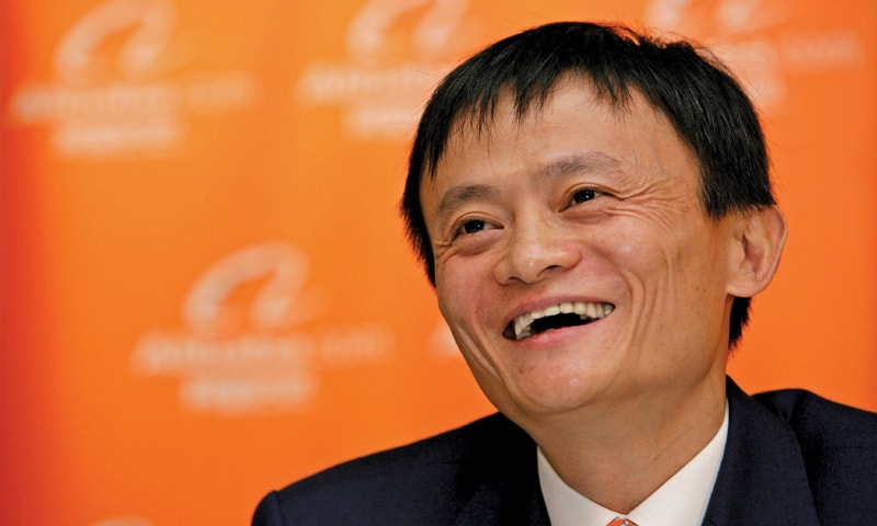 Jack Ma, Founder and Chairman, Alibaba Group.
